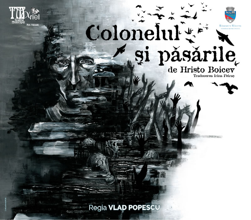 cover Colonelul si pasarile